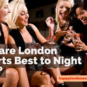 How are London Escorts Best to Night Outs?